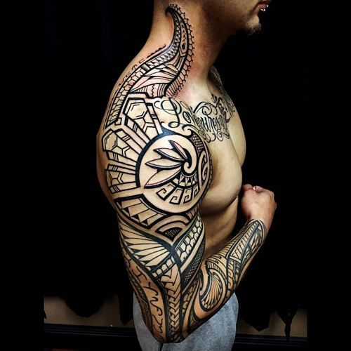 101 Ideas De Tatuajes Para Hombres Y Su Significado Tatuajes Para Hombres Mejores Tatuajes Para Hombres Tatuajes Tribales