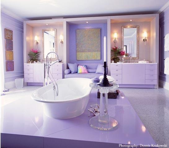 Pin by nancy pike on purple 1 pinterest bathroom for Lilac bathroom ideas