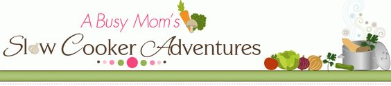 A Busy Mom's Slow Cooker Adventures  Tons of good recipes!! Well organized too :)