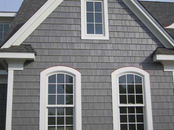 Houses with stained cedar shakes nichiha 39 s sierra for Nichiha siding price