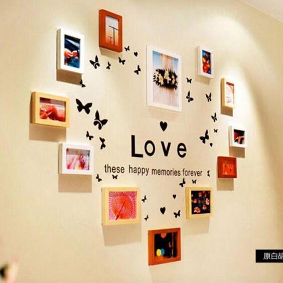 Admirable Ideas About How To Diy Gallery Wall In Creative Way Diy Gallery Wall Wall Paint Designs Remodeling Inspiration