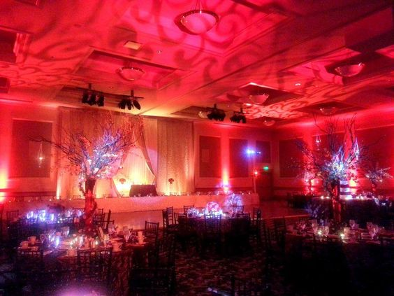 #DJ #lighting is necessary for wedding. Because dj lighting plays an important role in any special event. More Information: http://empireav.com/