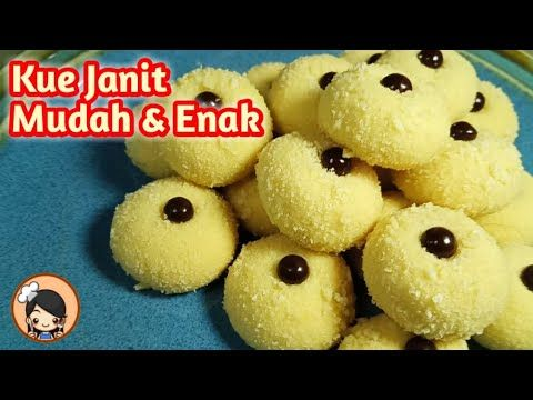 Resep Kue Janda Genit Paling Mudah Youtube Kue Kering Ide Makanan Kue Natal