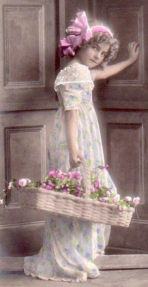 victorian girl: