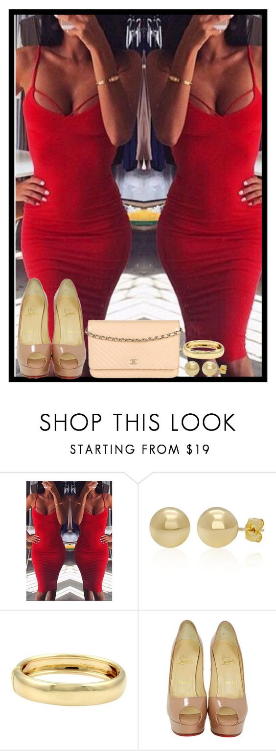 """""""Untitled #3122"""" by natalyasidunova ❤ liked on Polyvore featuring Belk & Co., Cartier and Chanel"""