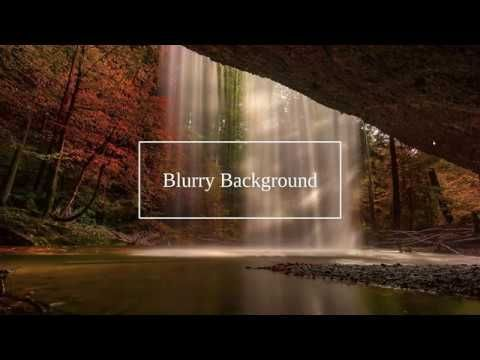 Pin On Awesome Blurry Background Effect With Html Css Background image blur in html
