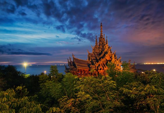 The Sanctuary of Truth, Most Beautiful Temple in the World?