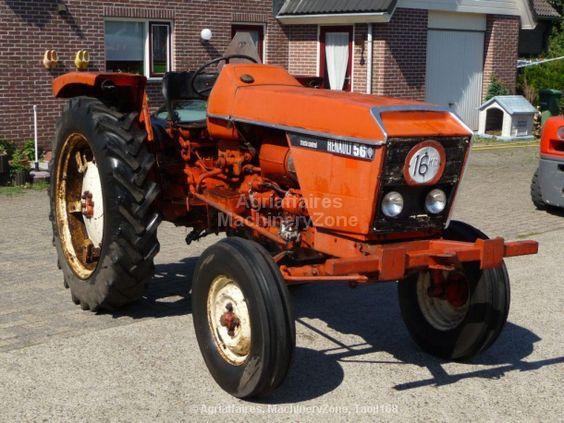 renault r56 tracteurs anciens pinterest. Black Bedroom Furniture Sets. Home Design Ideas