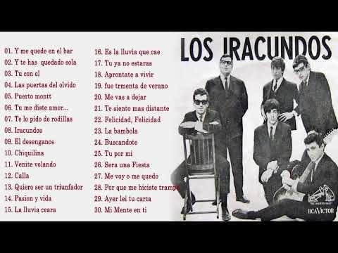 Los Iracundos éxitos Sus Mejores Canciones Los Iracundos Viejitas Pero Buenas Románticas Youtube Mejores Canciones Viejitas Pero Buenas Los Iracundos
