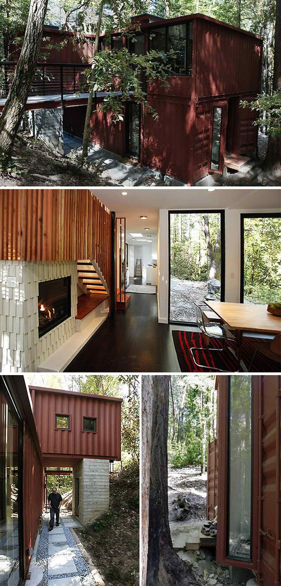 178 best Container images on Pinterest | Shipping containers, Architecture  and Container buildings