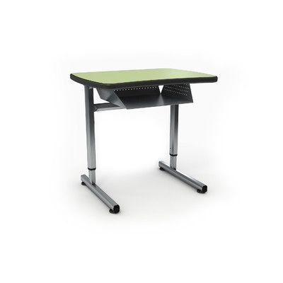 Paragon Furniture A&D High Pressure Laminate Adjustable Height Student Desk