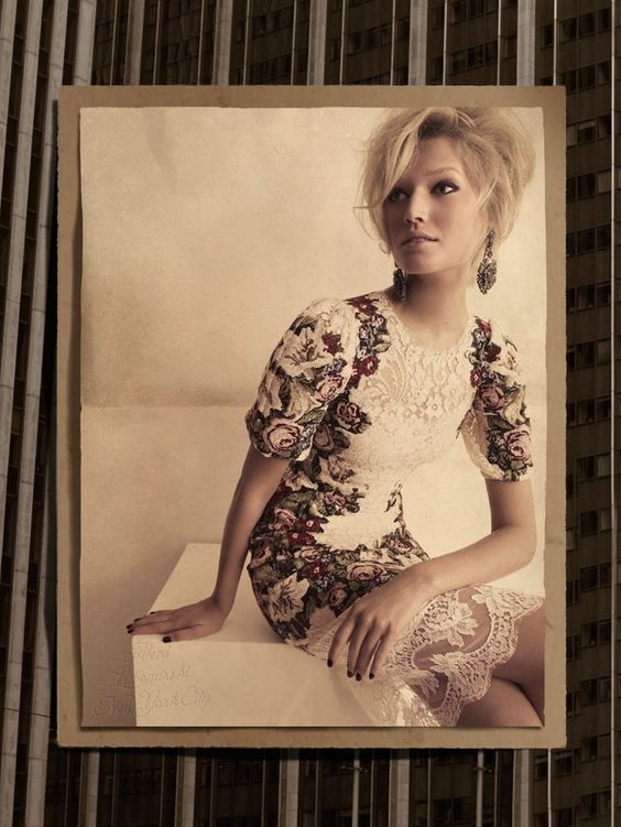 Fashiontography: Toni Garrn by Alexi Lubomirski