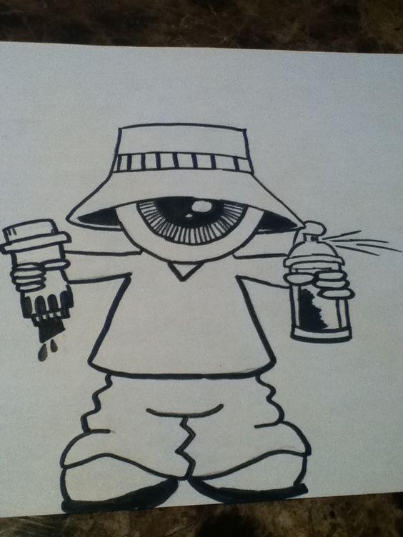 Pinterest the world s catalog of ideas - Graffiti simple ...