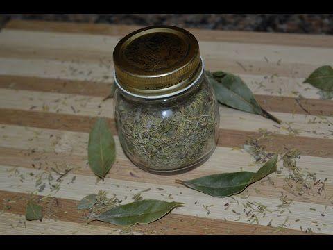 الأعشاب المنسمة Herbe De Provence Youtube Mason Jars Mason Jar