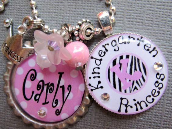 Kindergarten Princesses And Graduation Gifts On Pinterest