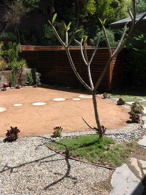 Pavers with DG Photos for Flores Landscaping | Yelp