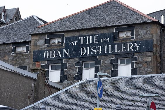Visit OBAN Distillery in Scotland | How Scotch Whisky is Made | OBAN Whisky