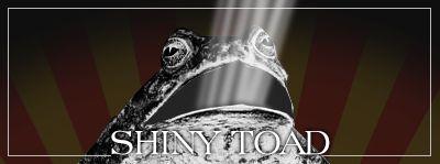Shiny Toad