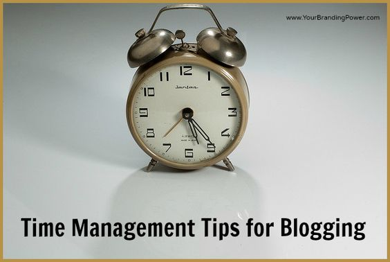 Do you love to blog but hate the amount of time it takes? Here are five time management tips you can use for more efficient blogging. #blogging #contentmarketing