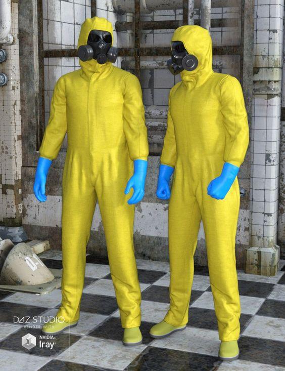 Hazmat Suit for G2M