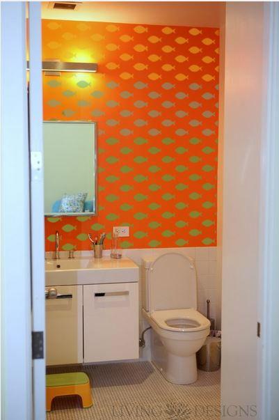 Plantillas decorativas para pintar paredes como papel - Decoracion de interiores pintura ...