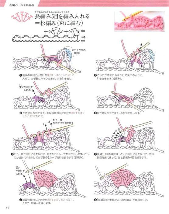 54 556x700 250kb Crochet Basics Basic Crochet Stitches Crochet Techniques