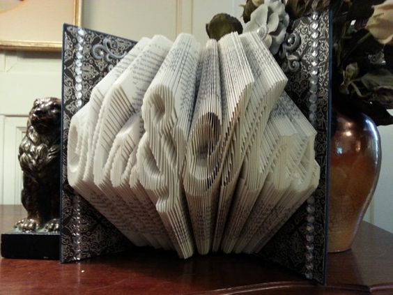 Hey, I found this really awesome Etsy listing at https://www.etsy.com/listing/234883537/mr-mrs-folded-book-wedding-gift-wedding