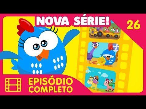 Galinha Pintadinha Mini Episodio 26 Completo 12 Min Youtube