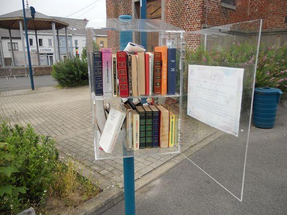 Boite à livres Godarville 2