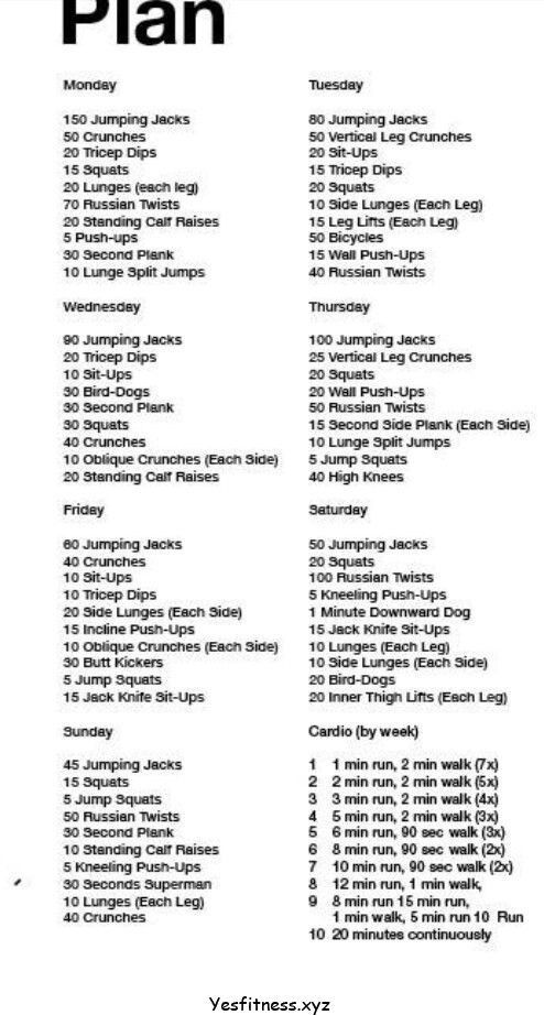 Lacrosse Gym Workout Routine Weekly Workout Plans Weekly Workout 10 Week Workout Plan