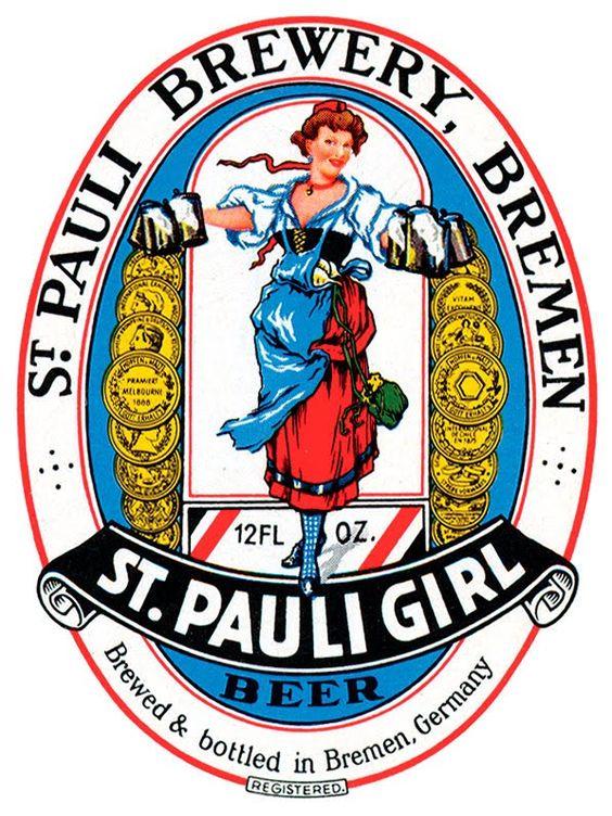 St Pauli Girl
