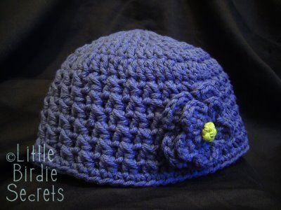 Finally- a crochet flower pattern that I understand!