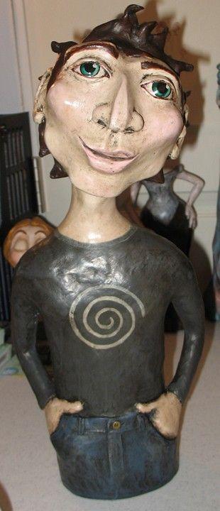 big sculpt.  Amy Short  Tall on Amazing!