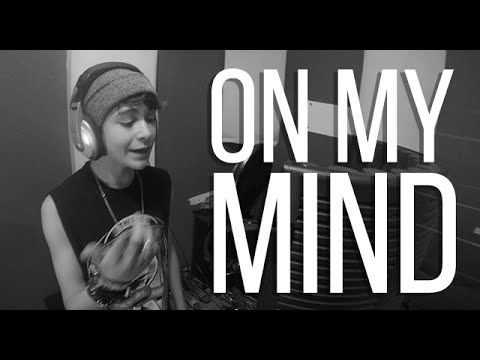Ellie Goulding - On My Mind (Bars and Melody Cover) - YouTube