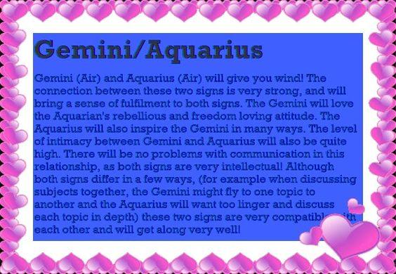 Gemini woman dating gemini man
