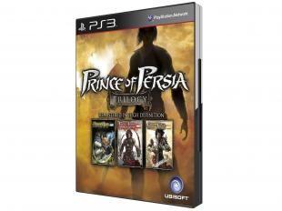 Prince of Persia Trilogy para PS3 - Ubisoft