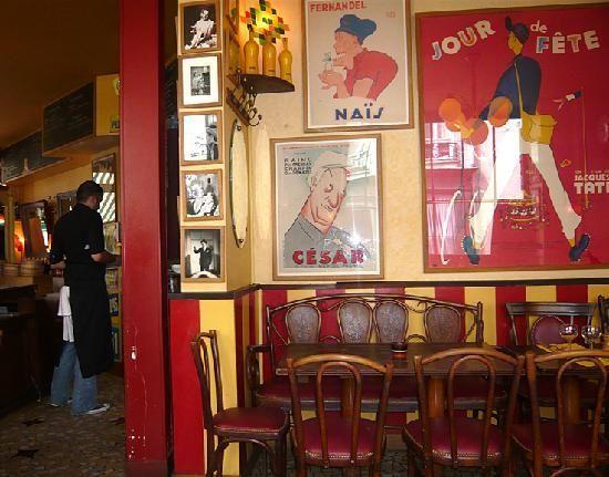 Cafe Janou Paris