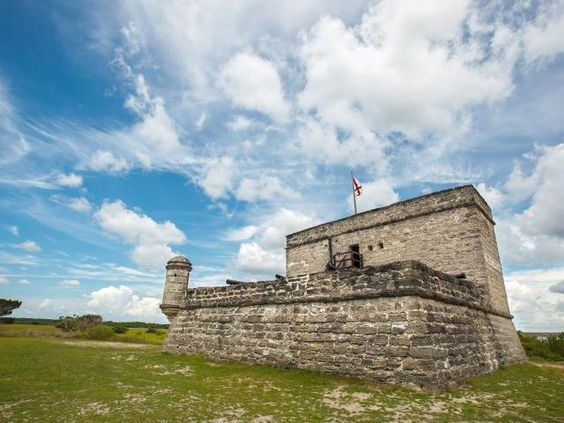 From Ryan in Fort Matanzas National Monument