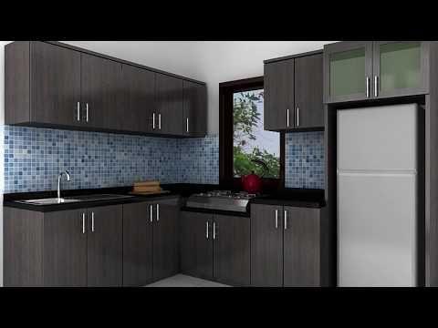 Desain Dapur Minimalis Modern Sederhana Mewah Terbaru 2018 Youtube Interior Design Kitchen Kitchen Room Design Kitchen Furniture Design