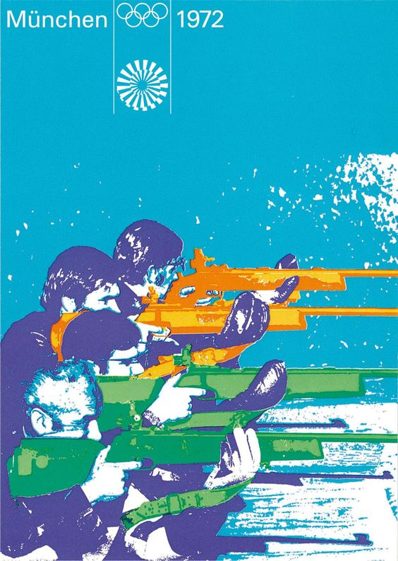 München 1972  shooting