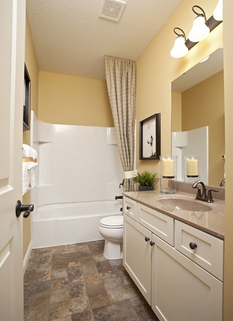 Home colors and the o 39 jays on pinterest for 9x5 bathroom ideas