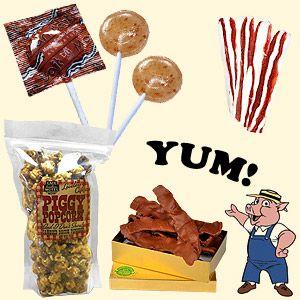 Bacon Candy Shop