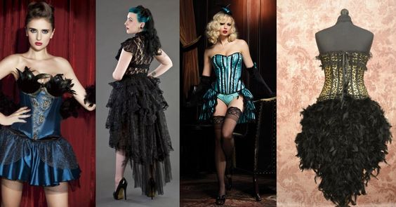 Collection of Love Burlesque