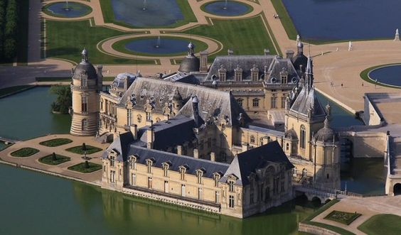 Château de Chantilly, Chantilly | France