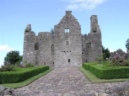 Tully Castle in County Fermanagh, Ireland: Castles Ancient, Castles Abandoned, Ireland Castles, Abandoned Castles, Castles Gb Ireland Scotland, Castles Ireland, Castles And Palaces, Castles 12