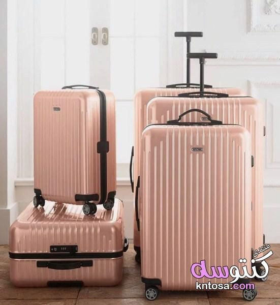 افضل شنط سفر للعرايس شنط سفر بناتي حقائب سفر2019 شنط سفر ماركات اصليه Kntosa Com 18 19 155 Rose Gold Luggage Pearl Rose Rimowa