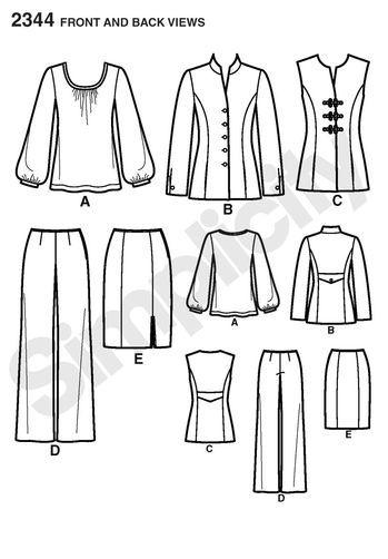 Misses' & Plus Size Sportswear: