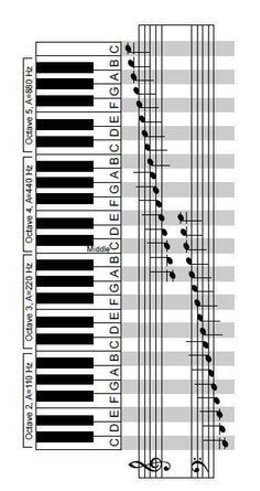 Treble Basscleff What Notes Are Considered Treble S Bass Notes