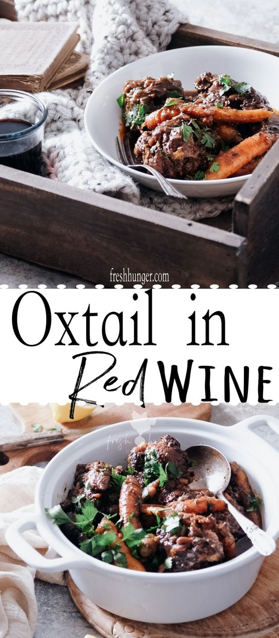 Oxtail in Red Wine