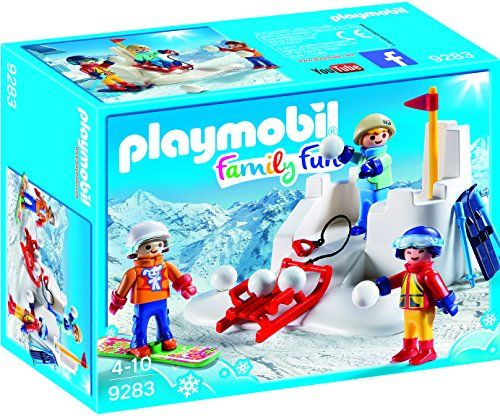 Playmobil 9286 Action Winter Sports Trio,